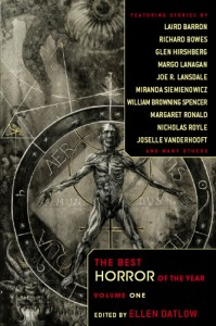 BEST HORROR OF THE YEAR ONE