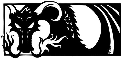 Paula's dragon